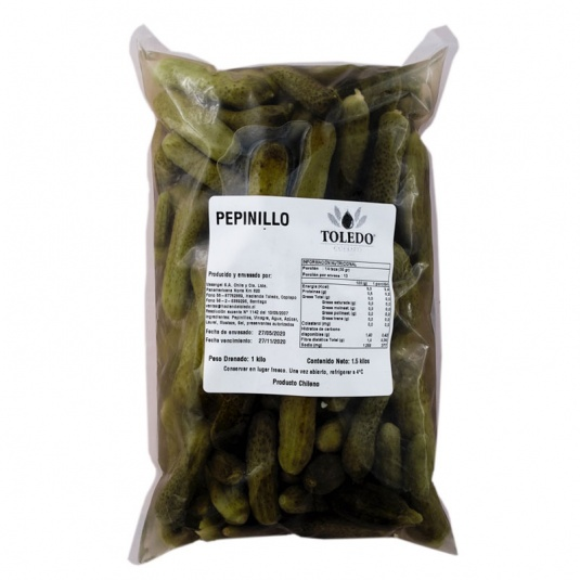 Pepinillo 1 Kilo - TOLEDO