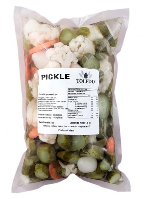 Pickle 1 Kilo TOLEDO